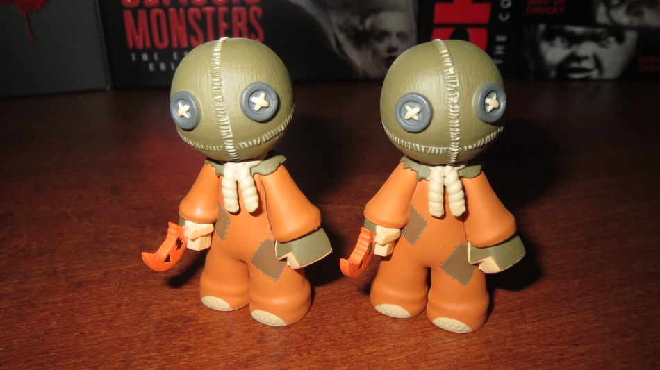 Funko Horror Mystery Mini: Sam from Trick 'r' Treat (2007).