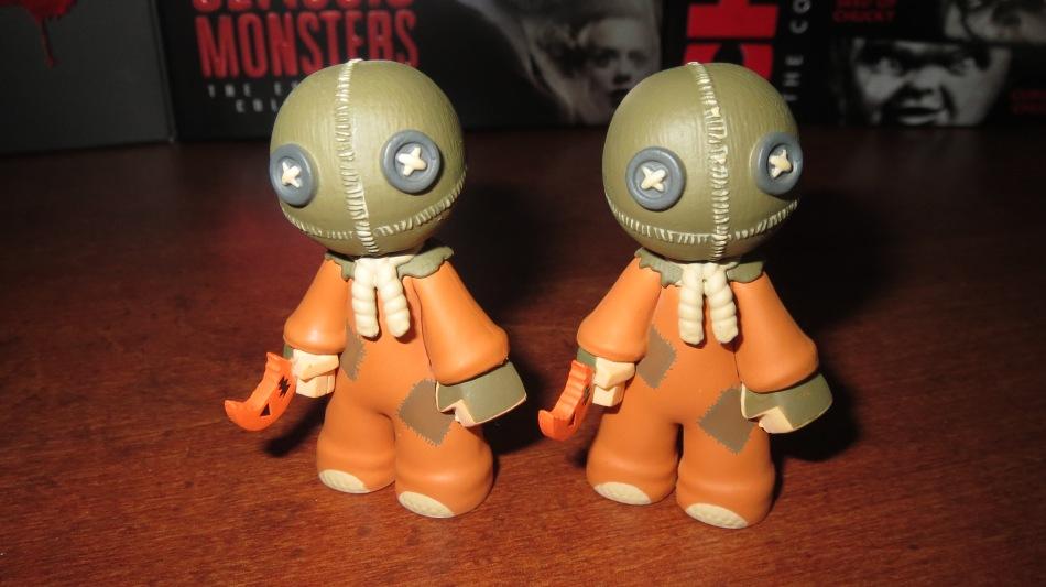 Funko Horror Mystery Mini: Sam from Trick 'r' Treat (2007).
