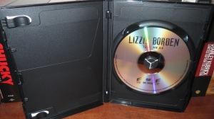 Lizzie Borden DVD Disc