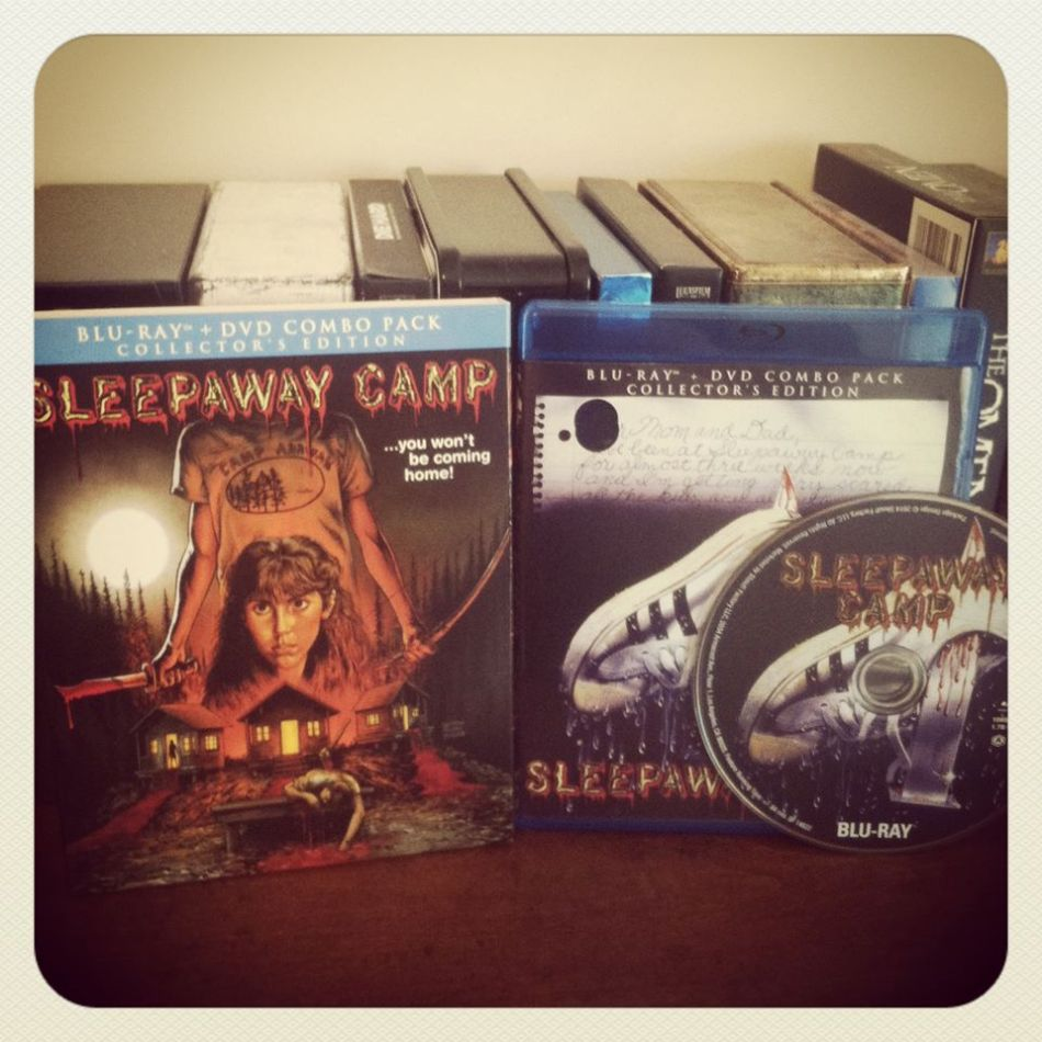 Sleepaway Camp (Available May 27th from Scream Factory)