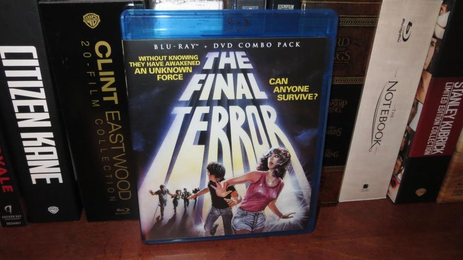 The Final Terror (cover)
