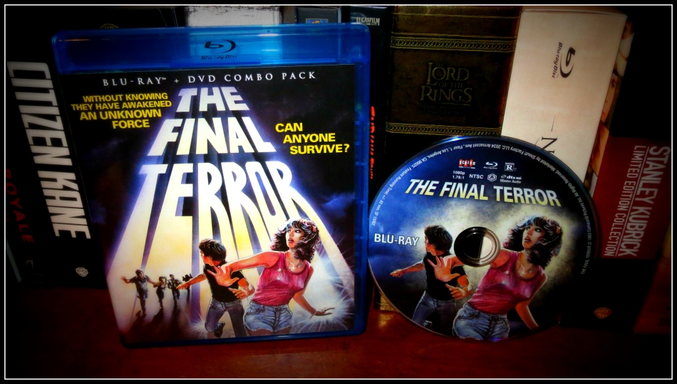 The Final Terror (Scream Factory)