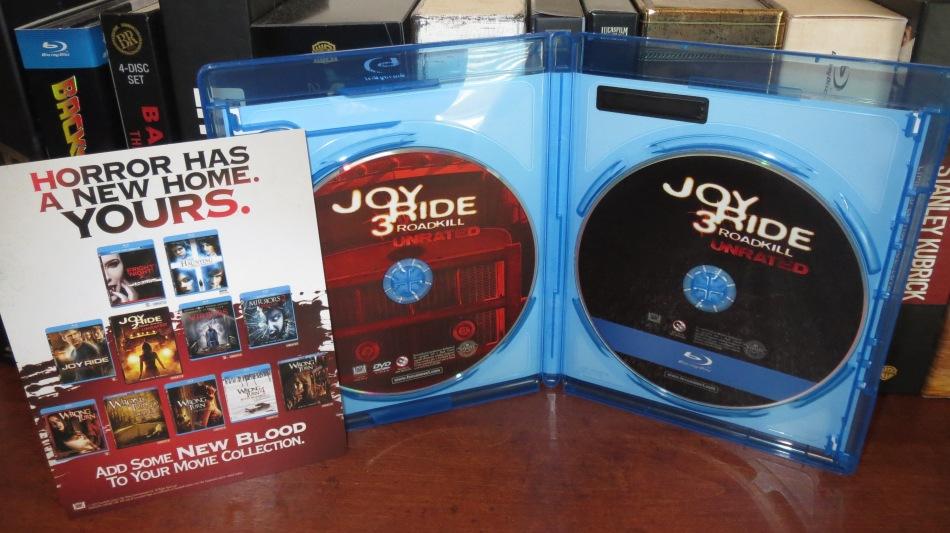 Joy Ride 3: Road Kill (with insert)