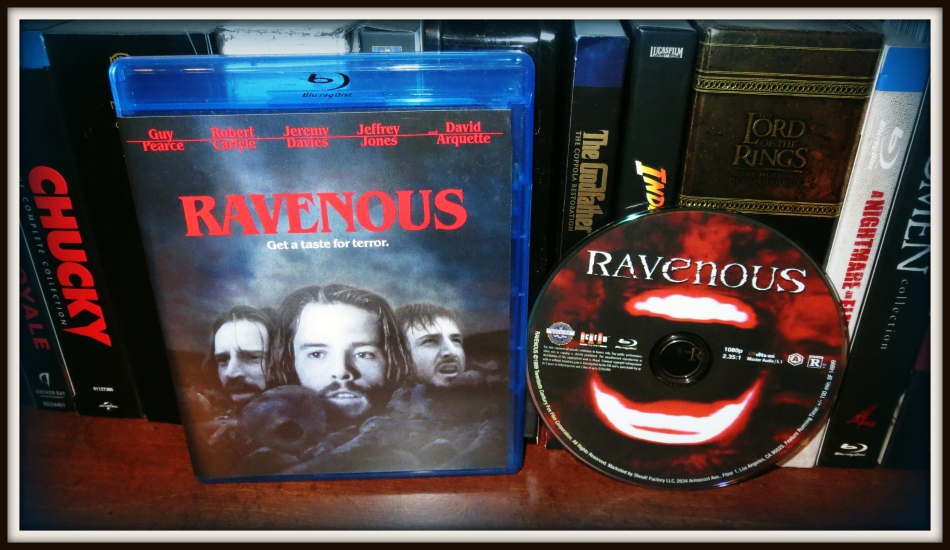 Ravenous (Scream Factory)