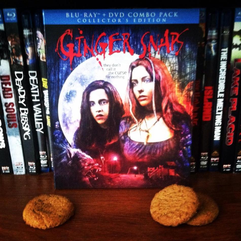 Ginger Snaps: Collector's Edition (Artwork: Joel Robinson)