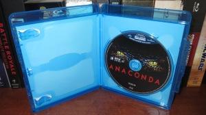 Anaconda (interior)