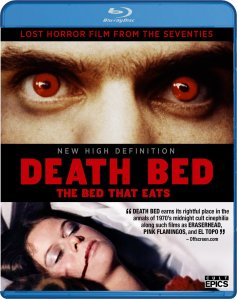 Death Bed: The Bed That Eats (Cult Epics)