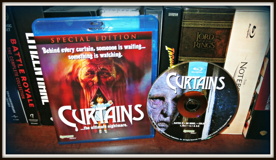 Curtains (Synapse Films)