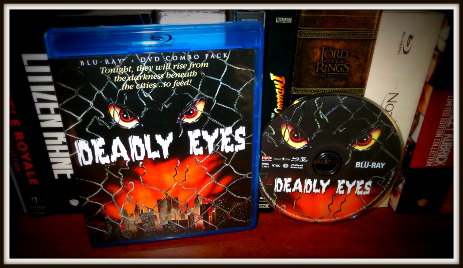 Deadly Eyes (Scream Factory)