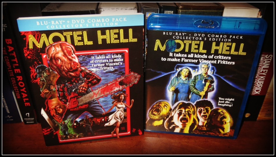 Motel Hell (Scream Factory)