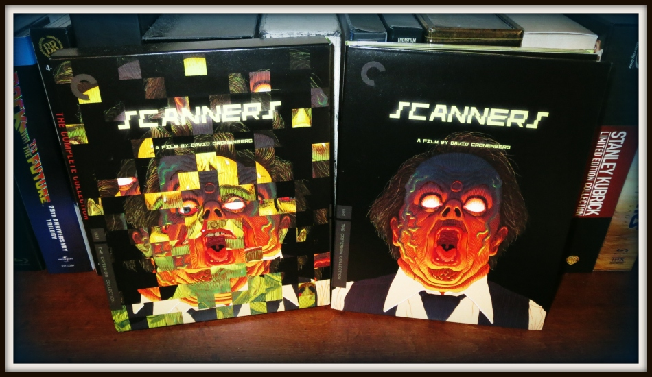 Scanners (The Criterion Collection)