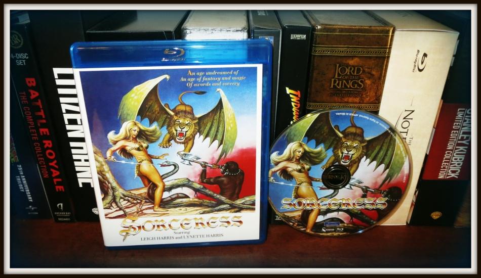 Sorceress (Scorpion Releasing)