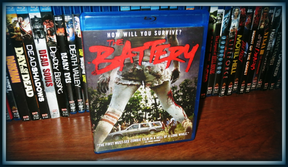 The Battery (Scream Factory)