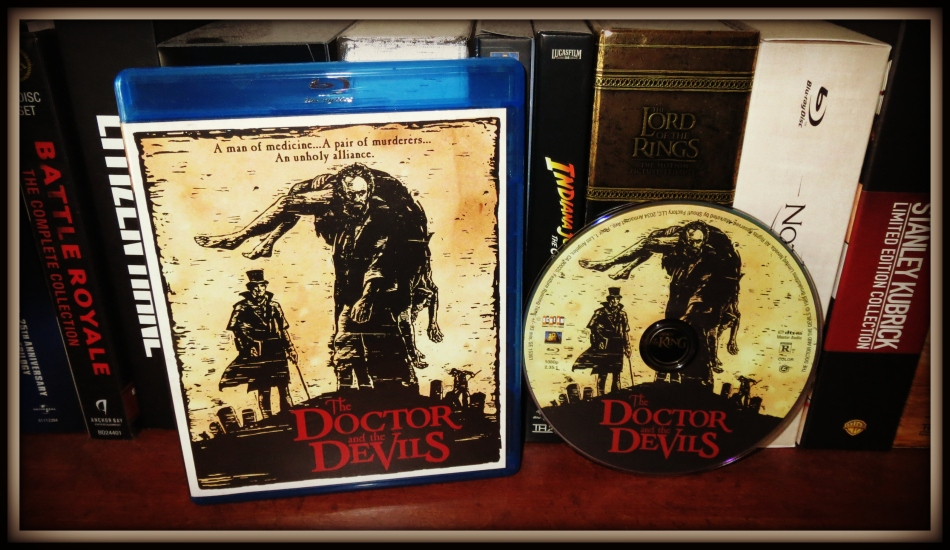 The Doctor and the Devils (Scream Factory)