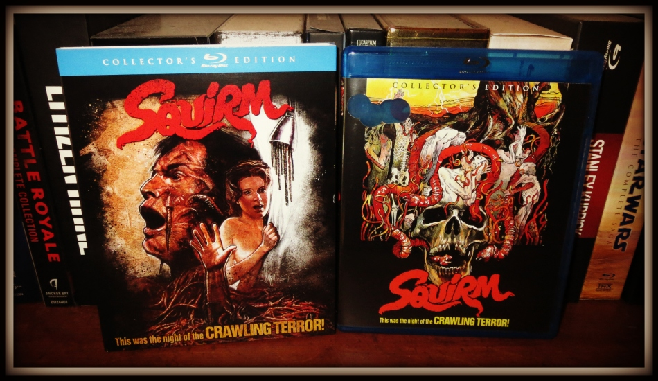 Squirm: Collector's Edition (Scream Factory)