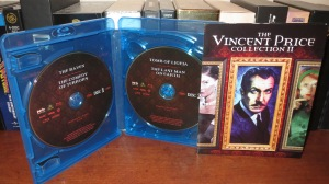 The Vincent Price Collection II (interior)