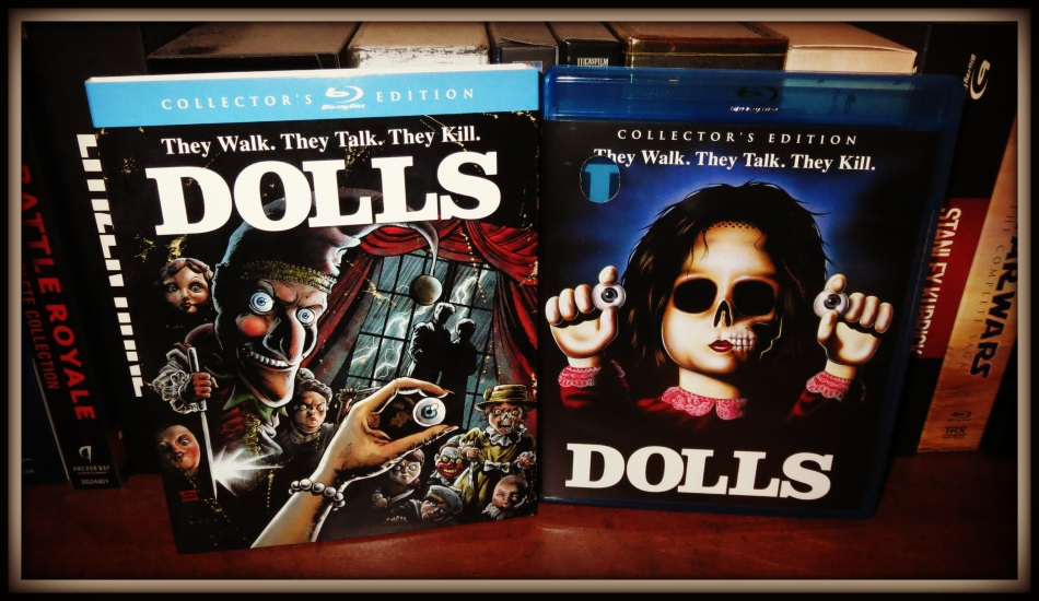 Dolls: Collector's Edition (Scream Factory)