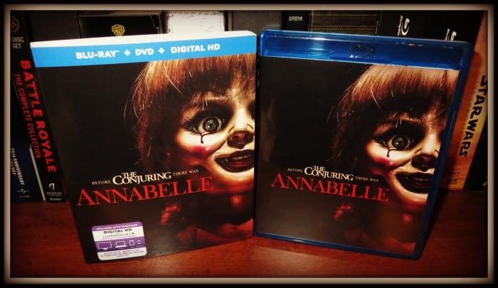 Annabelle (Warner Bros. Home Entertainment)