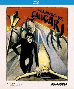 The Cabinet of Dr. Caligari (Kino Lorber)