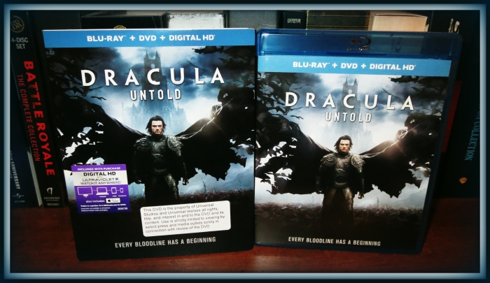 Dracula Untold (Universal Studios Home Entertainment)