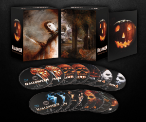 Halloween: The Complete Collection (Limited Edition) (Anchor Bay & Scream Factory)