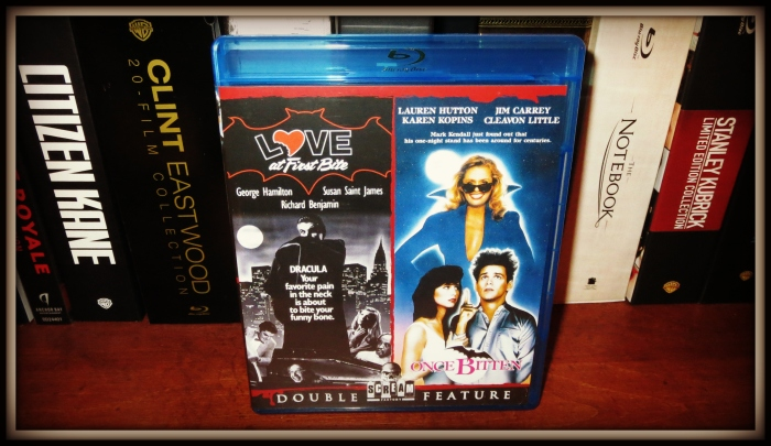 Love at First Bite/Once Bitten (Double Feature (Scream Factory)