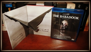 The Babadook (slipcover interior)