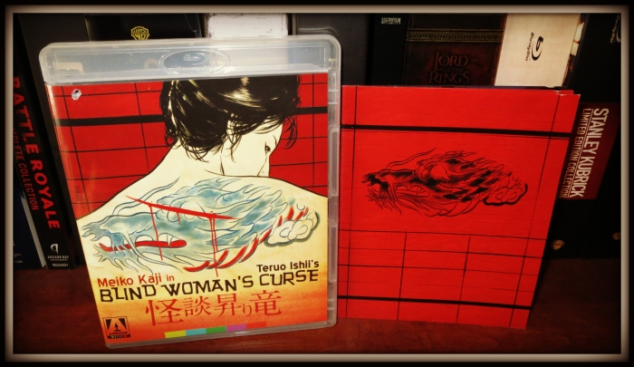 Blind Woman's Curse (Arrow Video USA)