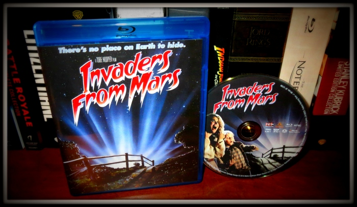 Invaders from Mars (Scream Factory)