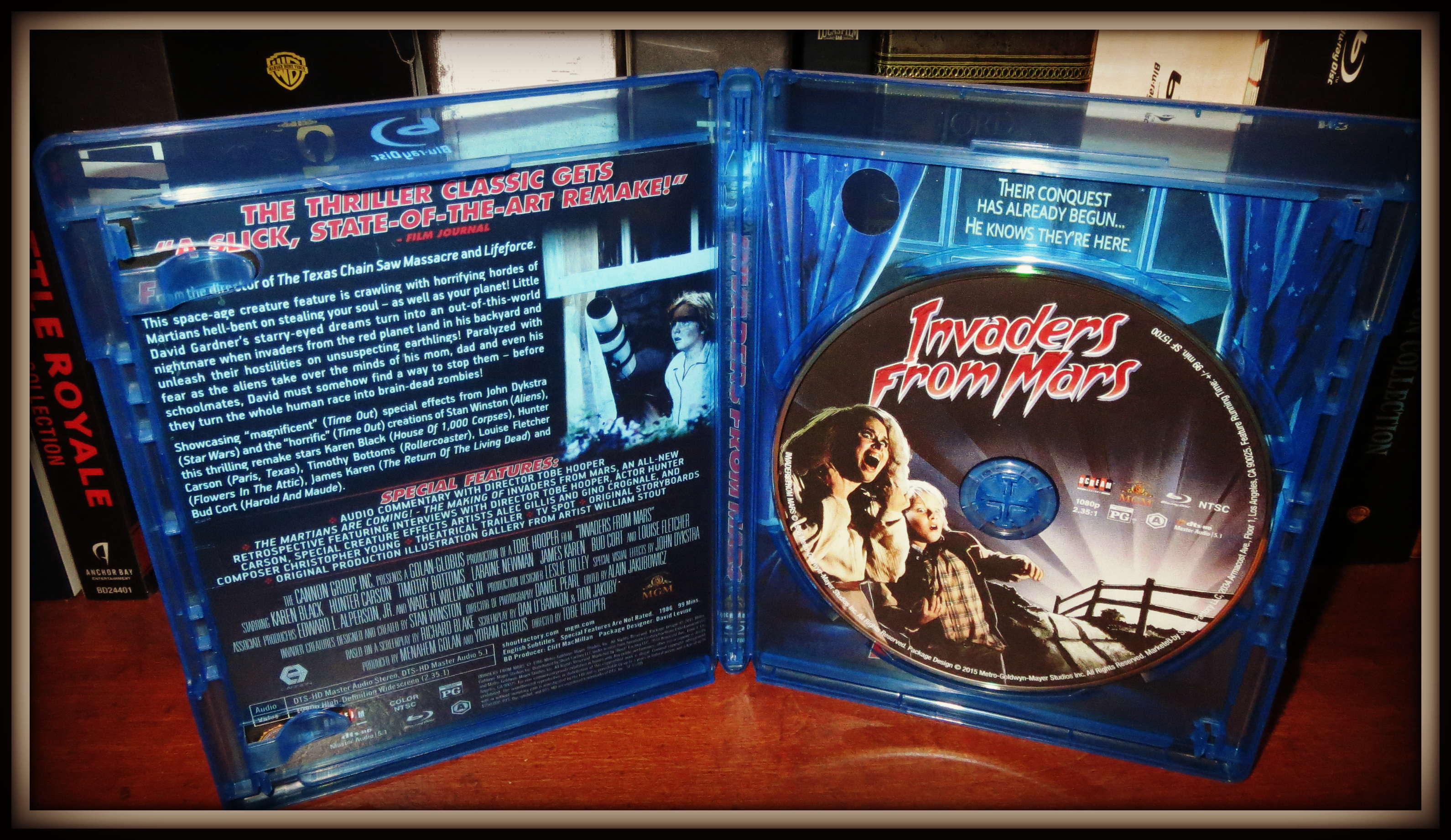invaders from mars dvd - photo #22
