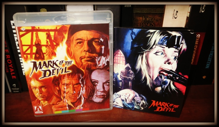 Mark of the Devil (Arrow Video USA)