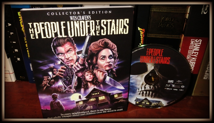 The People Under the Stairs: Collector's Edition (Scream Factory)